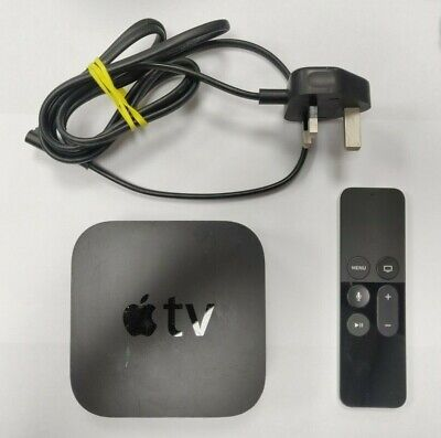 AU181.35 • Buy Apple TV 4TH GEN 32gb With Remote