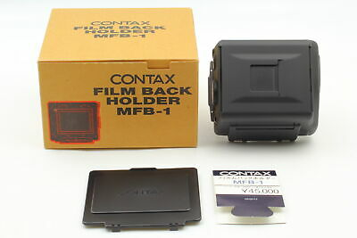 $ CDN423.47 • Buy [Unused]Contax MFB-1 120/220 Roll Film Back For Contax 645 AF From Japan