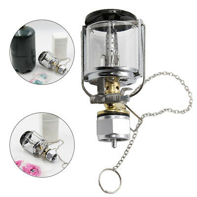 £15.28 • Buy Gas Lantern Fuel Lamp Outdoor Light Picnic Lighting With Hard Carry Case