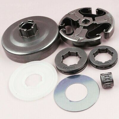 £18.34 • Buy Clutch Bearing Drum Gasket Kit For Husqvarna 266 66 61 Chainsaw Power Tool Parts