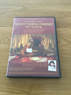 £14.95 • Buy The Ultimate Guide To Tantric Healing Massage For Lovers . Dvd . Fast Dispatch