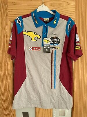 £14 • Buy MARC VDS Team Polo Shirt, Size Medium, Moto Gp, Triumph, NEW,