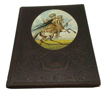 £10.64 • Buy THE GREAT CHIEFS Time Life Book The Old West Serie Hardcover 1975 Tooled Leather