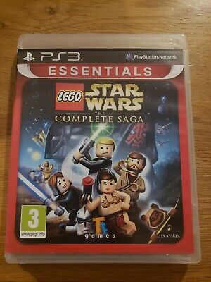 £1.70 • Buy LEGO Star Wars: The Complete Saga (PS3) Essentials  Free Uk Postage