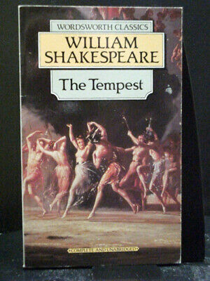 £2.83 • Buy The Tempest By William Shakespeare Paperback
