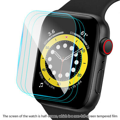 $ CDN3.36 • Buy Tempered Glass Screen Protector For IWatch Apple Watch 38mm 42 Mm Series 1/2/3