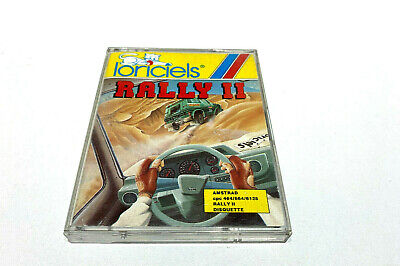 £22.14 • Buy Rally Ii / Loriciels Disk Disquette Amstrad Cpc 6128