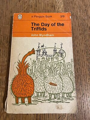 £7.99 • Buy The Day Of The Triffids By John Wyndham 1963 UK Penguin PB - Vintage VGC