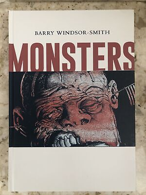£19.99 • Buy Monsters By Barry Windsor-Smith 9781787333413 | Brand New | Free UK Shipping