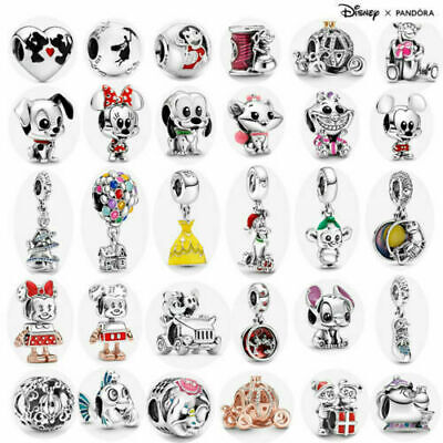 £8.88 • Buy New ALE S925 Silver Pandora Disney Charm With Gift Bag UK
