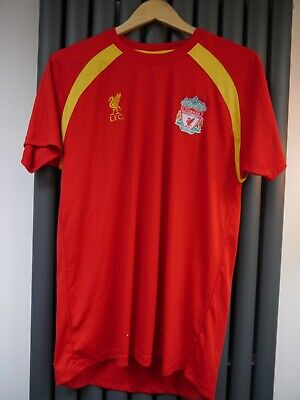 £9.99 • Buy Official Liverpool Red Short Sleeved Sports Training T-shirt Top Size S Small