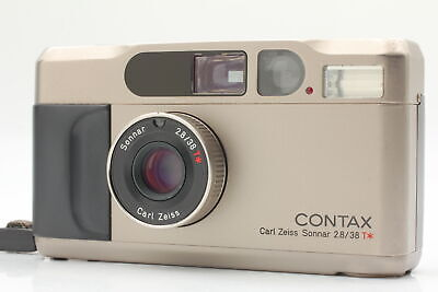 $ CDN1161.54 • Buy [Exc+5] Contax T2D T2 D 35mm Point & Shoot Film Camera W/ Data Back From JAPAN