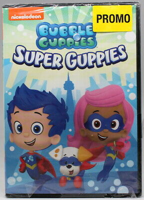 £5.61 • Buy Bubble Guppies: Super Guppies DVD Promo Kids Nickelodeon 5 Episodes 2017 New