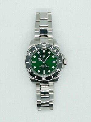 £110 • Buy Giv Automatic Watch Submariner Seiko NH36