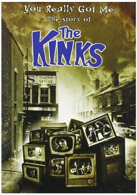 £20.98 • Buy Kinks, The -You Really Got Me-Story Of The [DVD] [2010] - DVD  30VG The Cheap