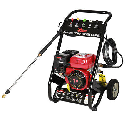 £265.95 • Buy High Pressure Washer Power Jet Garden Patio Home Car Wash Cleaner 2200PSI 7.0HP