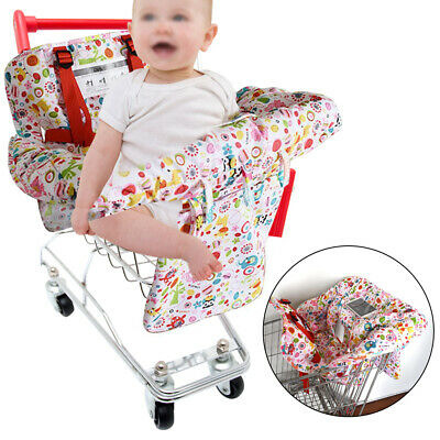 £12.99 • Buy Baby Shopping Cart Cover Protector Mat Child Kid Trolley Seat Chair Seat Cushion