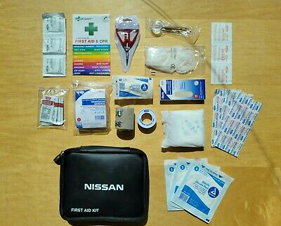 £10.11 • Buy New Genuine OEM First Aid Kit For 2004-2021 Nissan Vehicles & Cars - 999M1-ST000