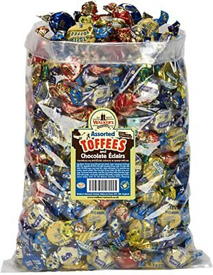 £11.49 • Buy Walkers Nonsuch Assorted Toffees & Chocolate Eclairs Wrapped Sweets Pick N Mix
