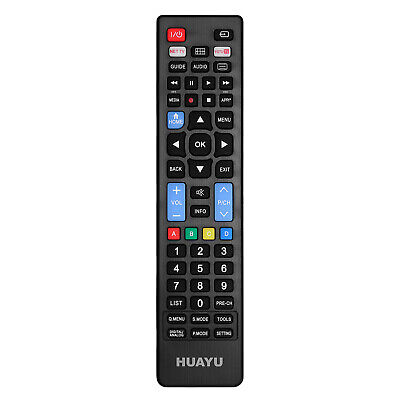 £4.39 • Buy LG Remote Control Universal Replacement That Works All LG TV Models New / Old