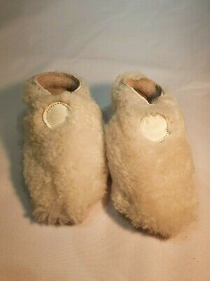 £5.99 • Buy Baby Shoes 6-12 Months Soft Leather Hand Made In Norhampton