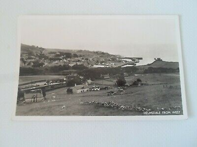 £9.99 • Buy Helmsdale From West - Vintage Real Photo Postcard M & L National Series §ZA69