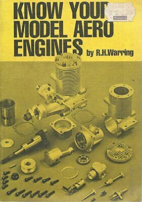 £27.99 • Buy Know Your Model Aero Engines By Warring, R.H. Paperback Book The Cheap Fast Free