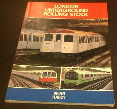 £6.99 • Buy London Underground Rolling Stock 1988-89 Paperback Book The Cheap Fast Free Post