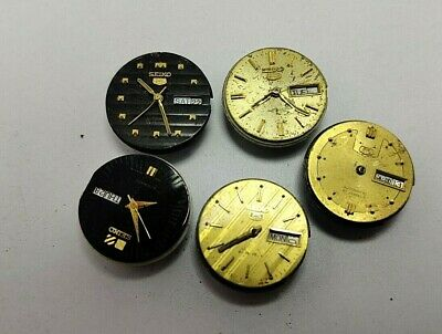 $ CDN15.05 • Buy Vintage Seiko Automatic For Spare Parts In Usable Condition Japan Made