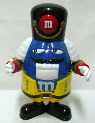$11.69 • Buy M&M Blue Nutcracker Limited Holiday Edition Candy Dispenser Christmas MM 10