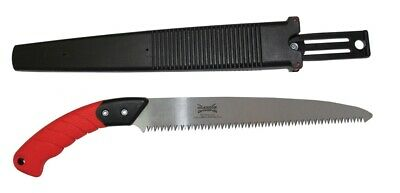 £19.99 • Buy Wood Branch Tree Saw Pruning Trimming Cutting Garden Hand Tool & Safety Holster