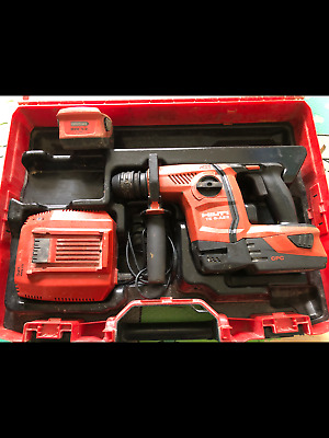 £410 • Buy Hilti TE 6-A22 Cordless Hammer Drill 2x5.2ah Batteries & Fast Charger 240v