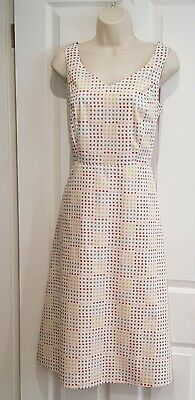 £12.50 • Buy Boden Spotty Cotton Dress From A Very Early Collection, 12L, Excellent Condition