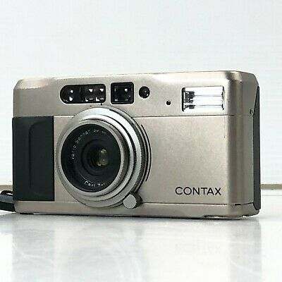 $ CDN409.50 • Buy Contax TVS 35mm Point & Shoot Film Camera W/ Date Pack From Japan - Exc+5 TK02F