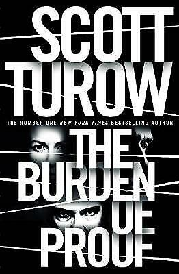 AU11.29 • Buy The Burden Of Proof (Kindle County) By Turow, Scott