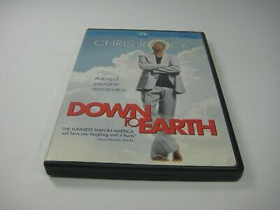 £3.90 • Buy Down To Earth Dvd Widescreen (gently Preowned)