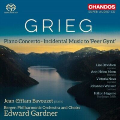 £15.73 • Buy Grieg Piano Concerto Incidental Music To