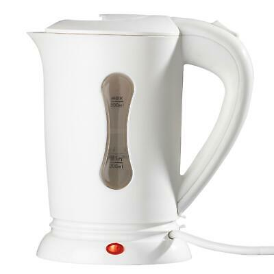 £14.99 • Buy Small Mini Electric Travel Kettle 2 Cups Dual Voltage Jug  0.5L Lightweight Car