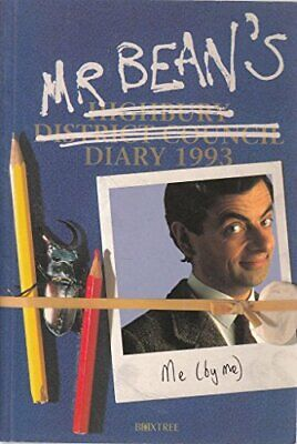 £3.99 • Buy Mr Bean's Diary By Driscoll, Robin Paperback Book The Cheap Fast Free Post