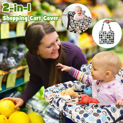 £15 • Buy Baby Shopping Cushion Protector Mat Cart Cover Seat Supermarket Trolley Chiid