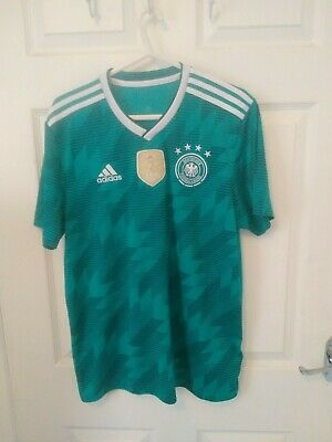 £45 • Buy Germany World Cup 2018/19 Away Shirt Size (M)