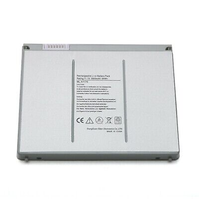 $22.99 • Buy A1175 Battery For MacBook Pro 15  A1260 A1150 A1211 A1226 (2006~2008 Ver) MA348