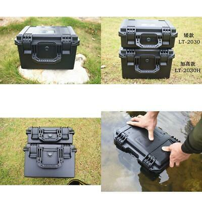 £63.99 • Buy Tool Case Abs Tool Box Impact Resistant Sealed Waterproof Equipment Camera Safet