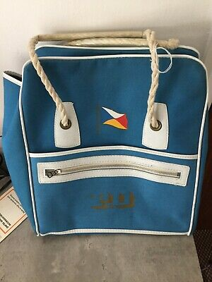 £14.99 • Buy Vintage 1970s 1980s P And O P & O Ferries Beach Bag