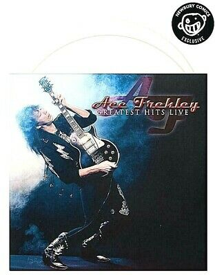 £88.49 • Buy Ace Frehley Greatest Hits Live 2LP Glow In The Dark Vinyl 1/300 Limited Spaceman
