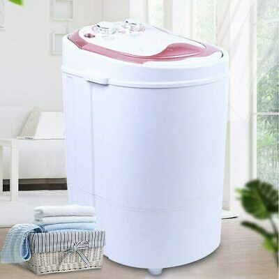 £60.44 • Buy Portable Compact Mini Washing Machine Spin Washer Dryer For Camping Caravan