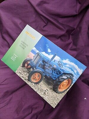 £59.99 • Buy Die-cast Collectable Tractor. Vintage Fordson Major Scale Model.