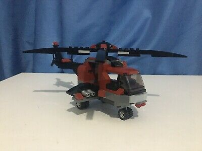 £5 • Buy LEGO Wolverine's Chopper Showdown (6866) Incomplete No Minifigures Chopper Only