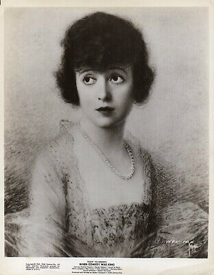 $11.27 • Buy MABEL NORMAND 61-YEAR-OLD ORIGINAL 8x10  RARE VINTAGE PHOTO 1960