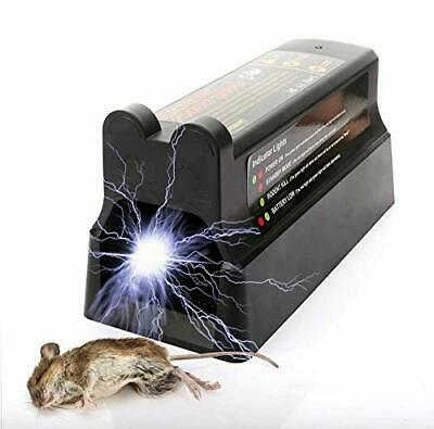 £40.99 • Buy Electronic Rat TrapThat Kill Instantly Reusable Electric Mouse Trap High